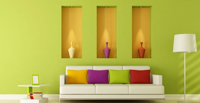 Interior Design Painting in Overland Park