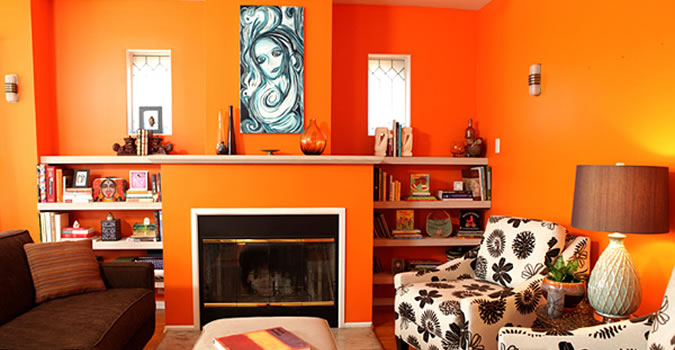 Interior Painting Services in Overland Park
