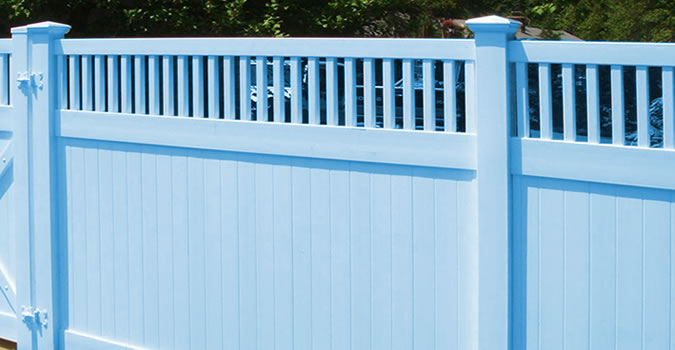 Painting on fences decks exterior painting in general Overland Park